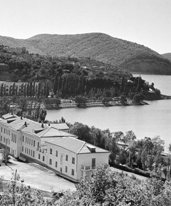 Новая усадьба имения Абрау-Дюрсо